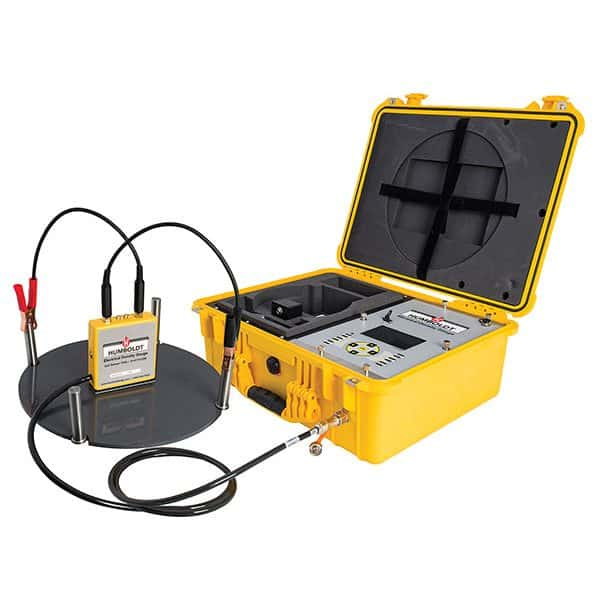 Nuclear Density Meter : Electrical density gauge myers soil compaction testing